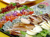 Grilled Chicken Cobb Salad
