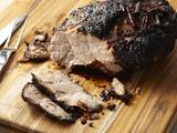 Lime and Chile Roasted Pork Shoulder