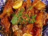 Duck with Sour Sauce: Anatra con Salsa