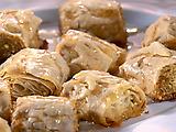 Baklava Roll-Ups