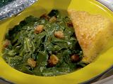 Main Challenge: Spicy Southern Collard Greens with Sweet Maple Cornbread