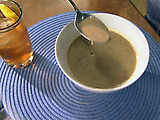Boiled Peanut Soup