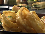 Tempura Battered Onion Rings