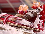 Santa's Sleigh Favors