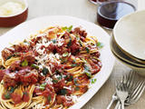 Sardinian Spaghetti