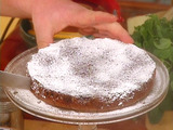 Flourless Chocolate Cake: Torta di Cioccolato