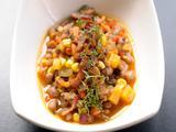 Bean and Butternut Squash Picadillo