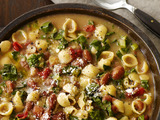 Cranberry Bean Pasta Fagioli