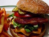 Hines' Classic Burger