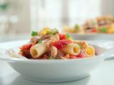 Round 2 Recipe - Chicken and Ratatouille Pasta
