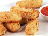 Fish Sticks with Marinara Sauce