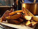 Twice-Cooked Rustic Fries