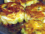 Salmon and Cod Fishcakes