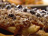 Caramelized Onion Toasts