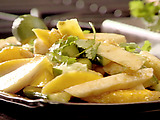 Crunchy Jicama and Mango Salad with Chile and Lime