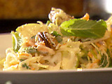 Cole Slaw with Pecans and Spicy Dressing