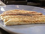 Grilled Za'atar Flatbread