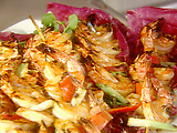 Ginger and Lemongrass Grilled Shrimp