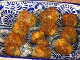 Meatballs in Green Sauce (Granatine con Salsa Verde)