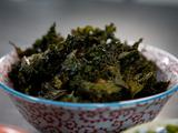 Chili Kale Chips