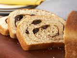 Whole-Wheat Cinnamon-Raisin Bread