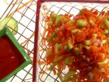 Fresh Cucumber Carrot Salad