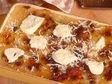 Polenta Pie with Sausage: Patissada di Polenta