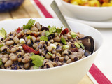 Spicy Black-Eyed-Pea Relish
