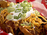 Zesty Chili Cheese Fries