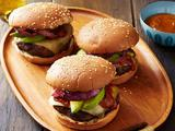 Barbecue Cheeseburgers
