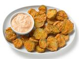Almost-Famous Fried Pickles