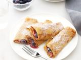 Crepes With Peanut Butter and Jam