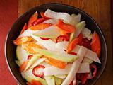 Chayote-Jicama Salad