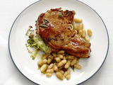 Cheese-Stuffed Pork Chops