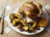 Roasted Garlic and Orange Roast Chicken