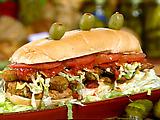 """Fat Darrell"" Sandwich"