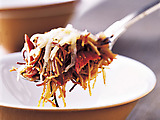 Sopa Seca: Mexican Noodle Casserole