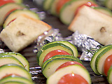 Rosemary Vegetable Kebabs