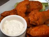 Red Eye and Cider Brew House Wings