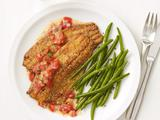 Cornmeal-Crusted Trout