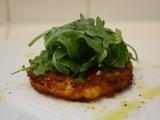 Achiote-Potato Croquettes
