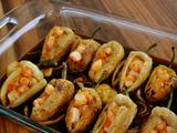 Shrimp-Stuffed Chiles