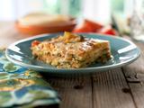 Zucchini-Tortilla Casserole (Pastel Azteca)