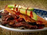 Carne Asada Cheese Tacos