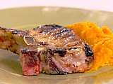 Chipotle Orange Glazed Pork Chops