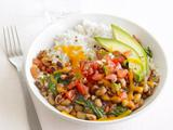 Tex-Mex Rice and Black-Eyed Peas