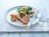 Grapefruit and Honey Salmon