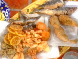 Gran Fritto di Pesce (Mixed Fry of Fish)