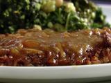Pretzel-Fried Steak with Mango-Onion Gravy