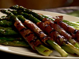 Grilled Ham Wrapped Asparagus
